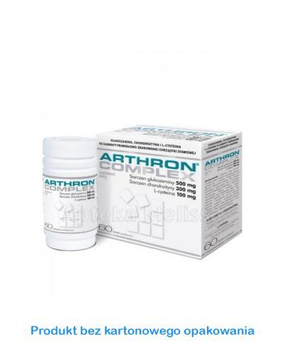 ARTHRON Complex - 60 tabl. - Na zdrowe stawy - cena, opinie, wskazania Data ważności 2021.06.30 - Apteka internetowa Melissa