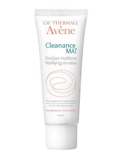 AVENE CLEANANCE MAT Emulsja matująca - 40 ml + Cleanance żel 100 ml GRATIS !