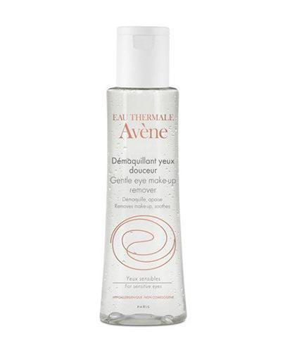 AVENE Łagodny żel do demakijażu oczu - 125 ml + Avene zestaw do pielęgnacji skóry GRATIS !