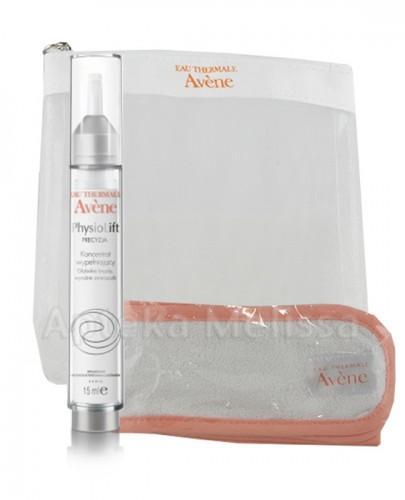 AVENE PhysioLift Zestaw - AVENE PhysioLift Koncentrat wypełniający - 15 ml + AVENE Prezent w kosmetyczce GRATIS ! - Apteka internetowa Melissa
