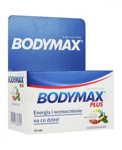 BODYMAX PLUS - 60 tabl.