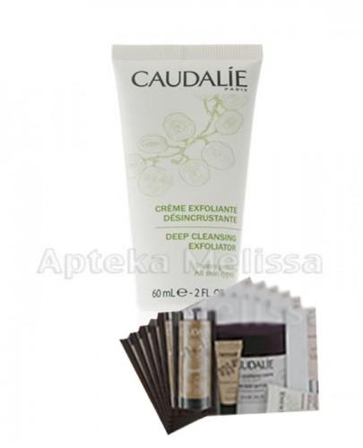 CAUDALIE Krem złuszczający głęboko oczyszczający - 60 ml 114 + Próbki Caudalie 10 ml GRATIS !