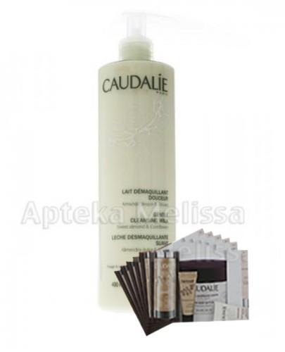 CAUDALIE Łagodne mleczko do demakijażu - 400 ml + Próbki Caudalie 10 ml GRATIS ! - Apteka internetowa Melissa