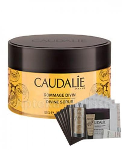 CAUDALIE Peeling wtapiający się w skórę - 150 g 150 + Próbki Caudalie 10 ml GRATIS ! - Apteka internetowa Melissa
