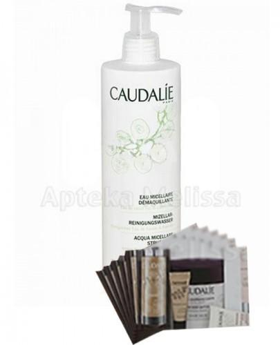 CAUDALIE Płyn micelarny do demakijażu - 400 ml 153 + Próbki Caudalie 10 ml GRATIS !