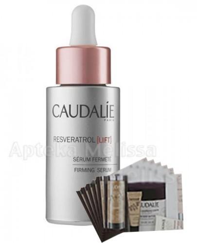 CAUDALIE RESVERATROL LIFT Serum ujędrniające - 30 ml 188 + Próbki Caudalie 10 ml GRATIS !