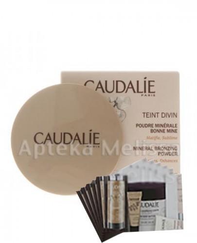 CAUDALIE TEINT DIVIN Mineralny puder brązujący - 10 g 105 + Próbki Caudalie 10 ml GRATIS ! - Apteka internetowa Melissa