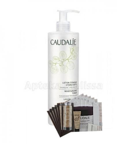 CAUDALIE Tonik nawilżający - 400 ml  + Próbki Caudalie 10 ml GRATIS !