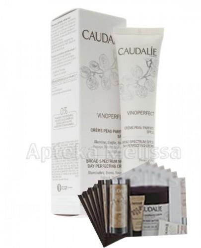 CAUDALIE VINOPERFECT Krem doskonała skóra SPF15 - 40 ml 125 + Próbki Caudalie 10 ml GRATIS !