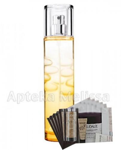 CAUDALIE ZESTE DE VIGNE Woda zapachowa - 50 ml + Próbki Caudalie 10 ml GRATIS !