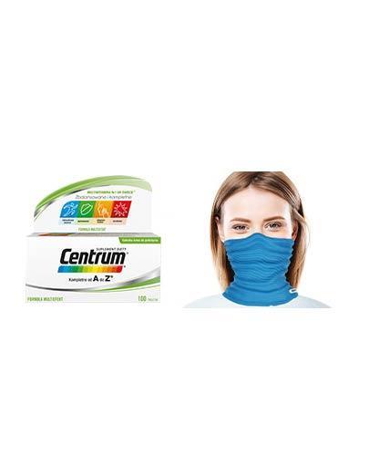 CENTRUM A-Z Multiefekt - 100 tabl. + Prezent głośnik  - Apteka internetowa Melissa