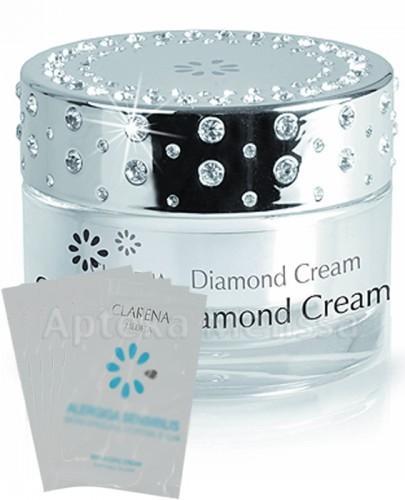 CLARENA DIAMOND CREAM Krem diamentowy liftujący - 50 ml + CLARENA 5 próbek GRATIS ! - Apteka internetowa Melissa
