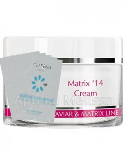 CLARENA CAVIAR & MATRIX LINE Krem aktywujący 14 genów młodości - 50 ml  + CLARENA 5 próbek GRATIS !