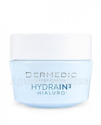 DERMEDIC HYDRAIN 3 Krem-żel ultranawilżający - 50 g  - Apteka internetowa Melissa