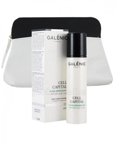 GALENIC CELL CAPITAL Fluid remodelujący do cery normalnej - 50 ml + Kosmetyczka GRATIS !   – Apteka internetowa Melissa