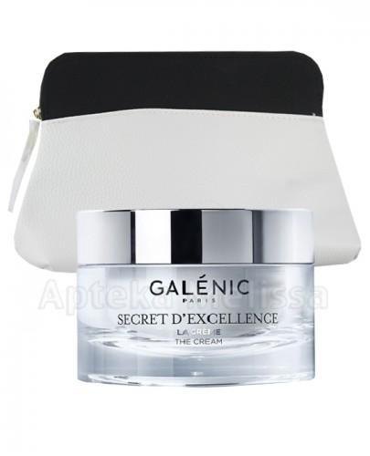 GALENIC SECRET D'EXCELLENCE Krem z odmładzającą algą śnieżną - 50 ml + Kosmetyczka GRATIS !  - Apteka internetowa Melissa
