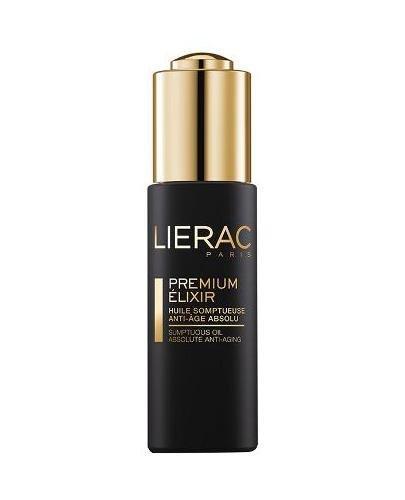 LIERAC PREMIUM ELIXIR Eksluzywny olejek - 30 ml + Kosmetyczka GRATIS !