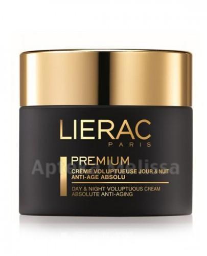 LIERAC PREMIUM Odżywczy krem przeciwstarzeniowy - 50 ml  - Apteka internetowa Melissa