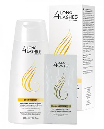 Long 4 Lashes Odżywka wzmacniająca przeciw wypadaniu włosów - 200 ml - Apteka internetowa Melissa