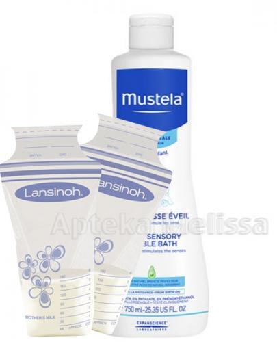 Mustela Bebe Enfant Żel do mycia głowy i ciała dla niemowląt i dzieci - Apteka internetowa Melissa