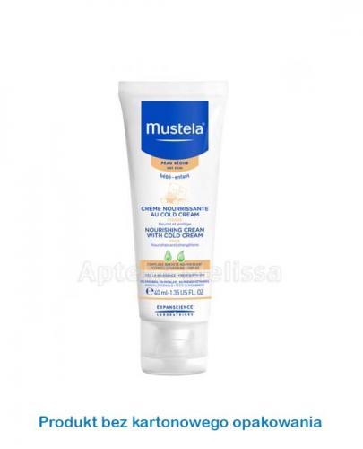MUSTELA BEBE Krem odżywczy z Cold Cream - 40 ml