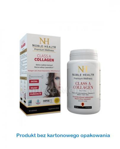 NOBLE HEALTH CLASS A COLLAGEN - 90 tabl. - Apteka internetowa Melissa