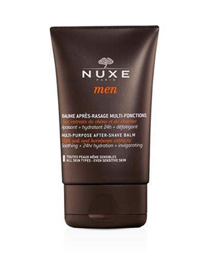 NUXE MEN Balsam po goleniu - 50 ml - cena, opinie, wskazania