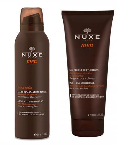 NUXE MEN Pianka do golenia - 150 ml