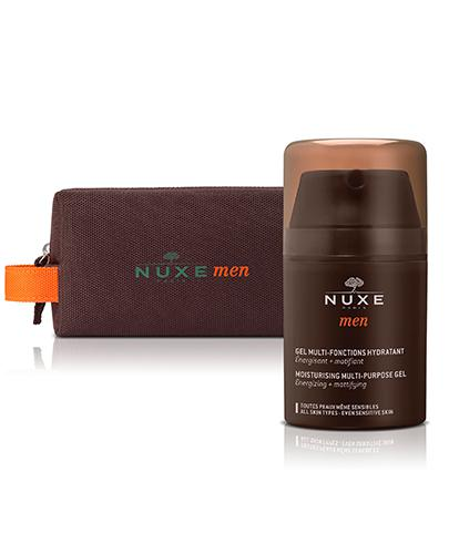 NUXE MEN Żel nawilżający do twarzy - 50 ml  + Nuxe men żel 100 ml  - Apteka internetowa Melissa