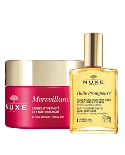 NUXE MERVEILLANCE EXPERT Krem do skóry normalnej - 50 ml Krem przeciwzmarszczowy - cena, opinie, właściwości