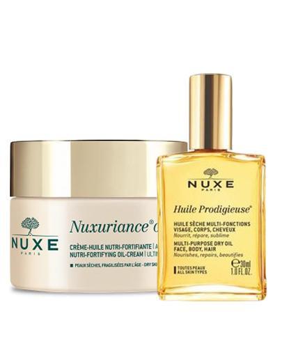 NUXE NUXURIANCE GOLD Ultraodżywczy olejkowy krem do twarzy na dzień - 50 ml