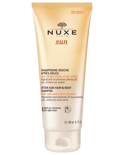 NUXE SUN Pielęgnacyjny żel pod prysznic i szampon 2w1 - 200 ml + Nuxe Sun Szampon - 200 ml  - Apteka internetowa Melissa