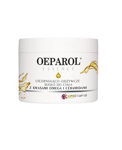 OEPAROL ESSENCE Ujędrniająco-odżywcze masło do ciała - 200 ml - Apteka internetowa Melissa