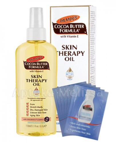 PALMERS Oliwka terapeutyczna - 60 ml  + Próbki palmers - 20 ml GRATIS ! - Apteka internetowa Melissa