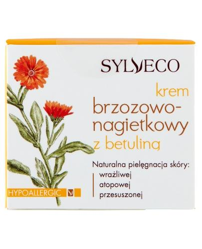 SYLVECO Krem brzozowo-nagietkowy z betuliną - 150 ml + Sylveco 5 próbek GRATIS !