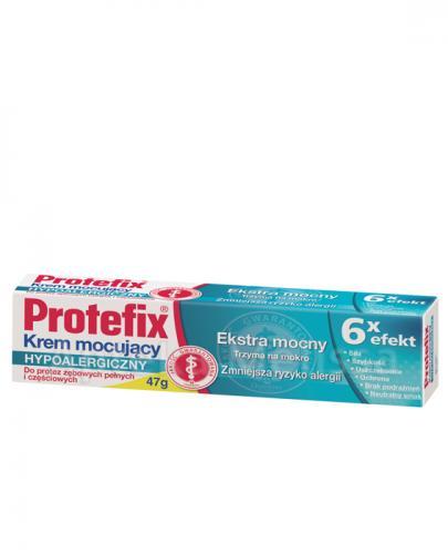 PROTEFIX Krem mocujący hypoalergiczny - 47 g - Apteka internetowa Melissa