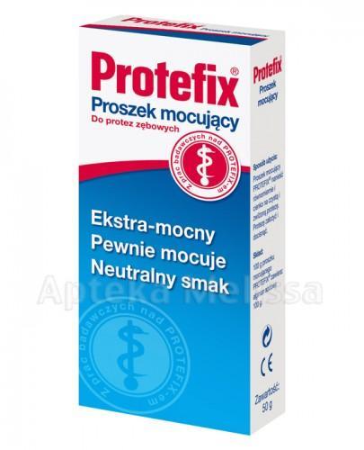 PROTEFIX Proszek mocujący - 50 g - Apteka internetowa Melissa