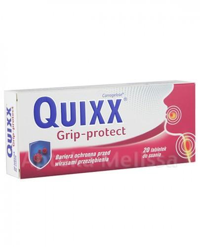 QUIXX Grip-protect - 20 tabl. - Apteka internetowa Melissa
