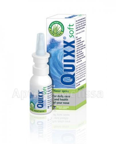 QUIXX SOFT Spray do nosa - 30 ml