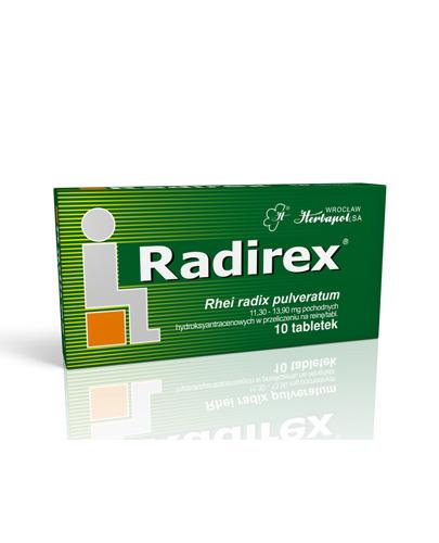 RADIREX - 10 tabl. - Apteka internetowa Melissa
