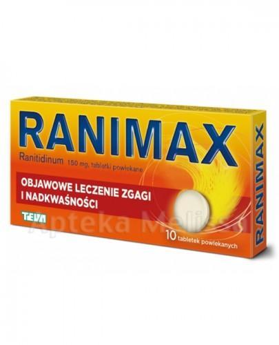 RANIMAX - 10 tabl. - Apteka internetowa Melissa