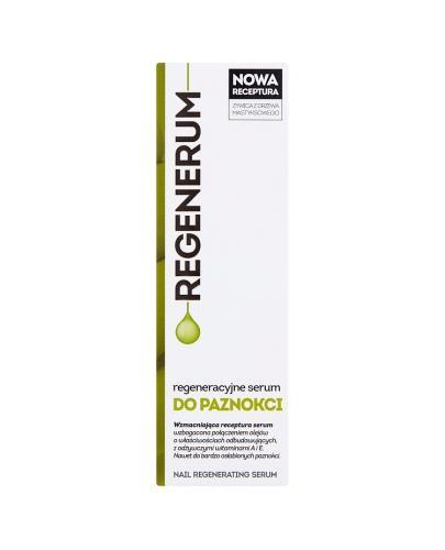 REGENERUM - serum do paznokci - 5 ml - cena, opinie, wskazania - Apteka internetowa Melissa