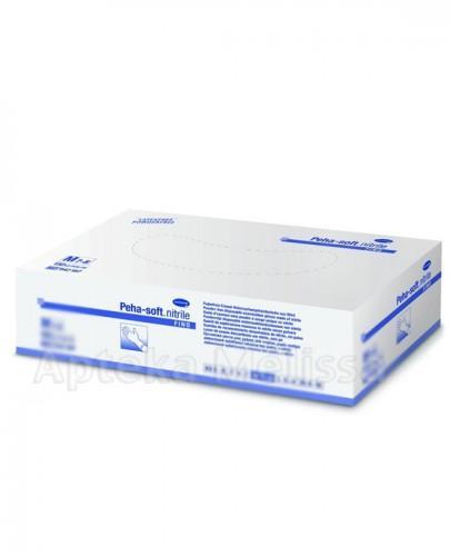 HARTMANN Rękawice Peha-Soft nitrile fino, rozmiar M - 150 szt. - Apteka internetowa Melissa