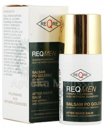 REQMEN Balsam po goleniu do skóry normalnej i mieszanej - 30 ml