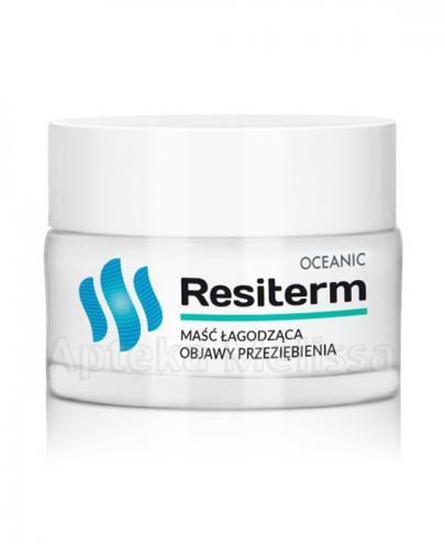 RESITERM Maść łagodząca objawy przeziębienia - 40 g  - Apteka internetowa Melissa
