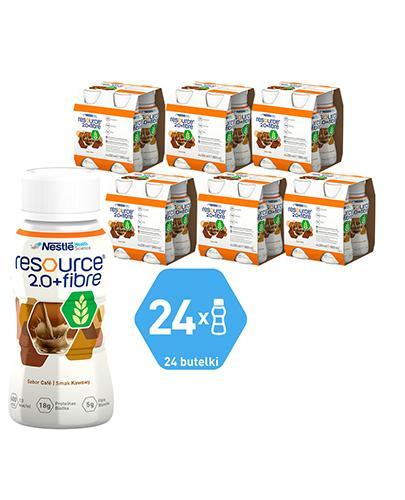 RESOURCE 2.0 FIBRE Smak kawowy - 24x200 ml