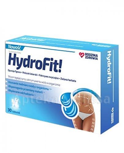 RODZINA ZDROWIA Hydrofit - 30 tabl.  - Apteka internetowa Melissa