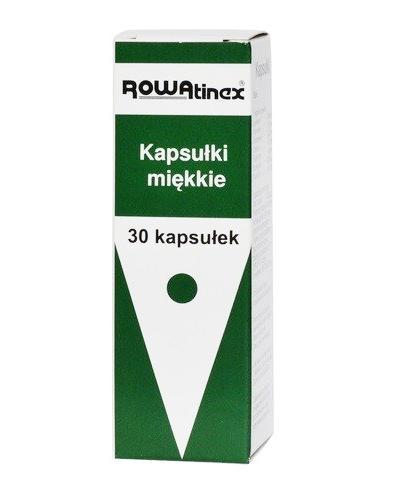 ROWATINEX - 30 kaps. - Apteka internetowa Melissa
