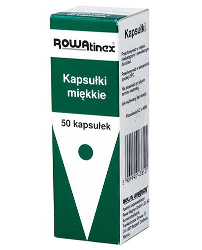 ROWATINEX - 50 kaps.
