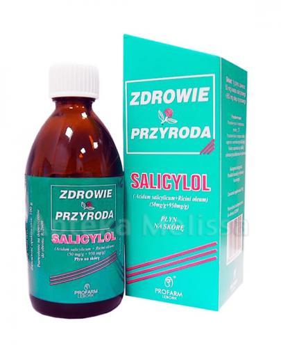 SALICYLOL 5% płyn - 100g - Apteka internetowa Melissa